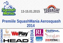 premiile squashmania aerosquash 2014 pe sportescu editia I