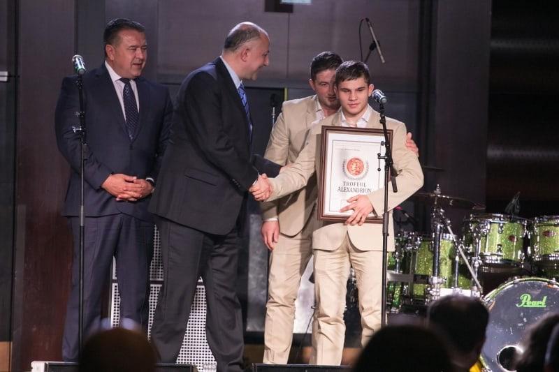 Gala Trofeelor Alexandrion - Alexandru Bologa - judo